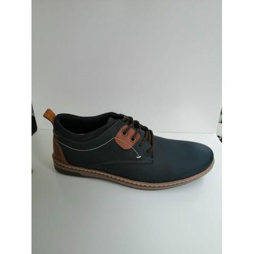Zapato Informal Azul Naval...